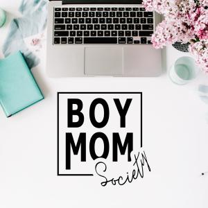 Collaborate boy mom society