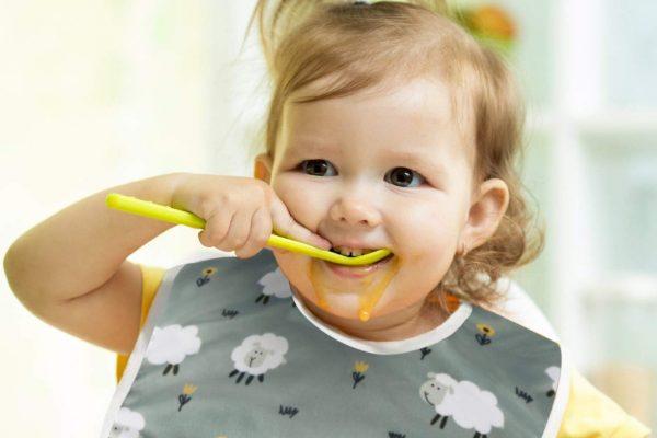 Tickleton Waterproof Baby Bibs for Eating